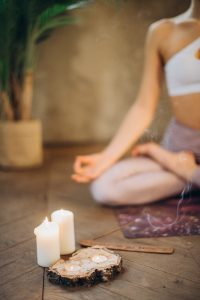 Canva - Candles and Incense for Meditation (1)